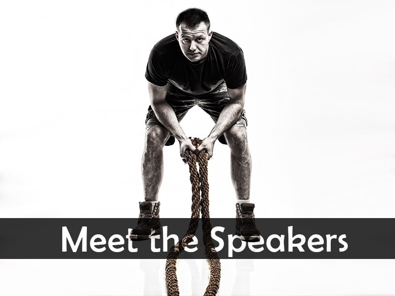 Meet The Speaker